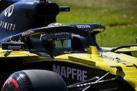 """Daniel Ricciardo na P3 in VT2: """"Dat was een eerlijke tijd"""""""