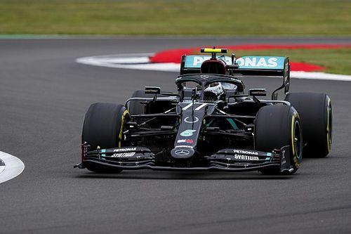 Qualifs - Bottas vainc Hamilton, Hülkenberg troisième