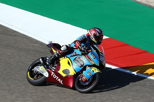 Teruel Moto2: Lowes takes point lead with third straight win