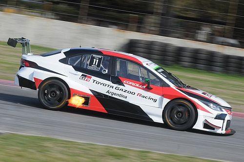 Barrichello escala dez posições e termina em oitavo na estreia no Super TC2000; vitória ficou com Canapino