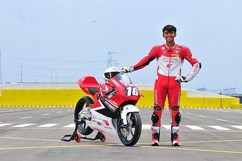 Target Lima Besar untuk Mario Suryo Aji di CEV Moto3