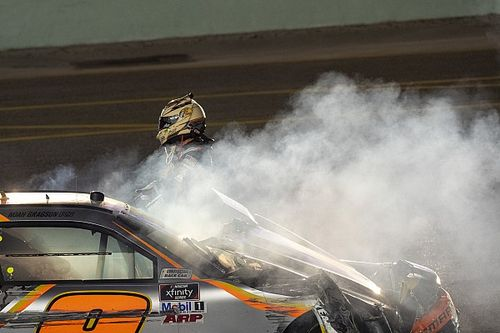 Kyle Busch offers his advice to 'fiery' Noah Gragson