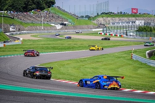 Middle Eastern IGTC event to replace cancelled Suzuka 10 Hours