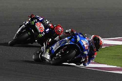 Rins Jelaskan Penyebab Start Buruk di MotoGP Qatar