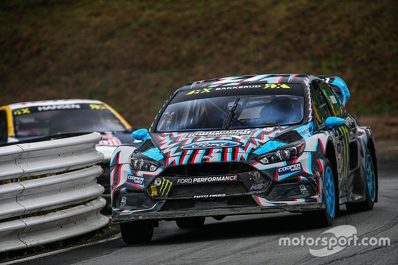 Block's Ford-backed team to quit World Rallycross