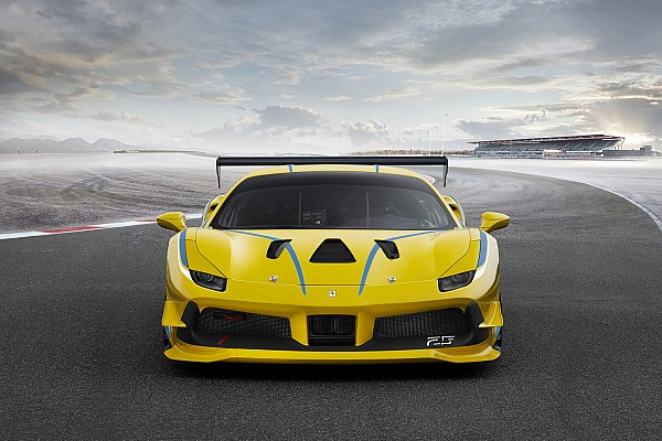 General First Ferrari confirmed for Autosport International 2018