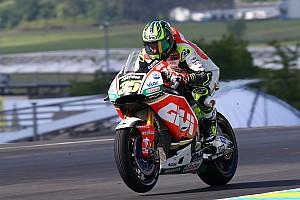 MotoGP Breaking news Crutchlow questions Le Mans MotoGP slot after Friday