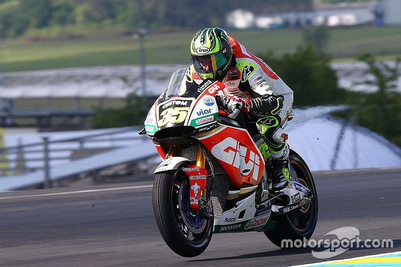 Кратчлоу призвал MotoGP перенести этап в Ле-Мане