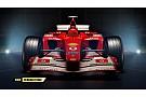 Video juego de F1 2017 incluye tres Ferrari clásicos