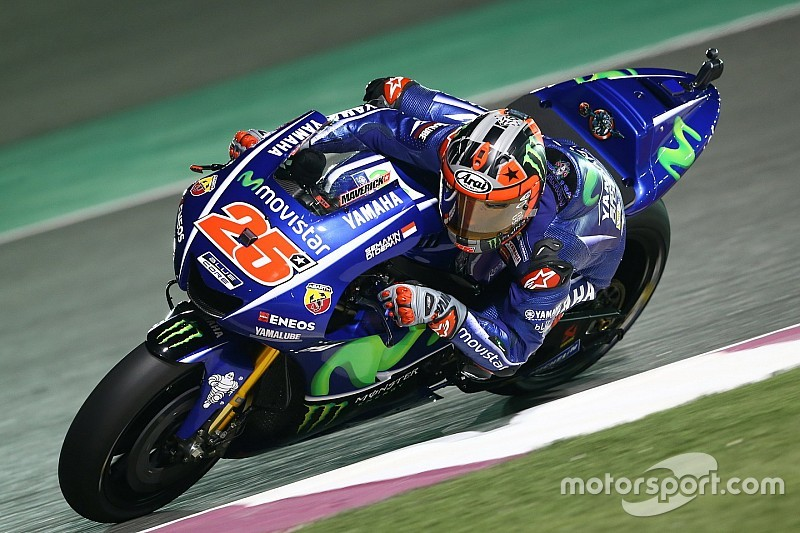 【MotoGPカタール】FP3:イアンノーネを退けビニャーレスがトップ