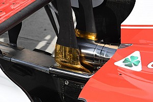 F1 Análisis Galería: fotos espía de los equipos de F1 en Bahrein