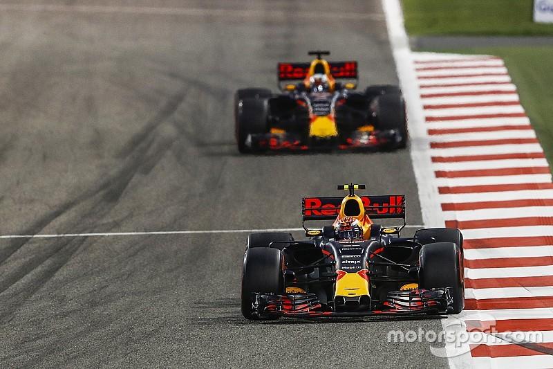 【F1】フェルスタッペン「まだ上位2チームとのギャップがある」