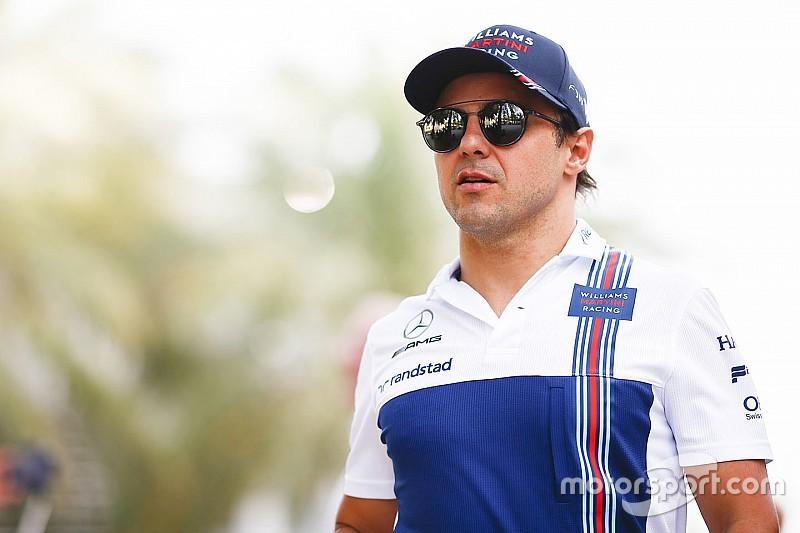 "Massa asegura no tener ""ningún problema"" con Verstappen"