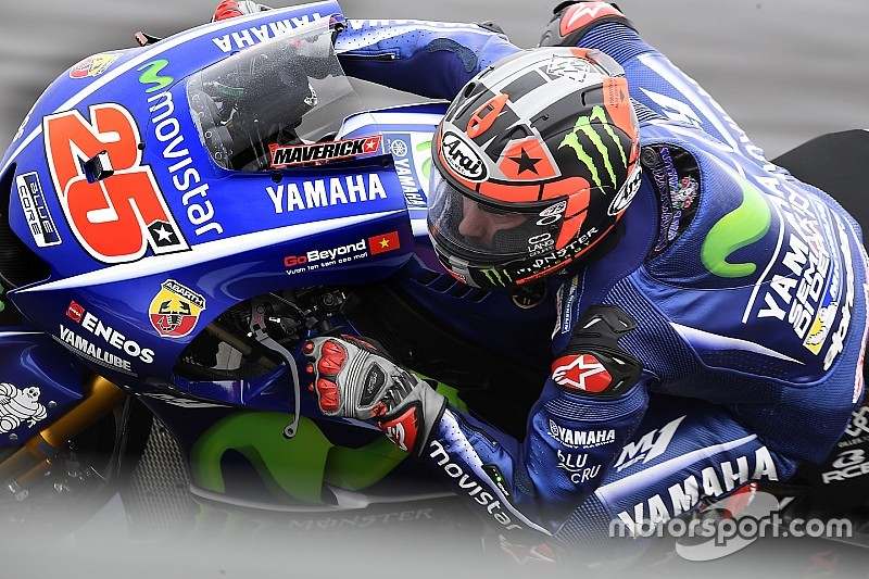 Warm-up - Maverick Viñales reprend son bien