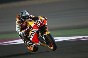 MotoGP Réactions Cinq chutes en trois jours pour Márquez
