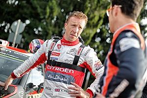 WRC Dagverslag WRC Duitsland: Kopecky verrast in openingsproef, Meeke crasht