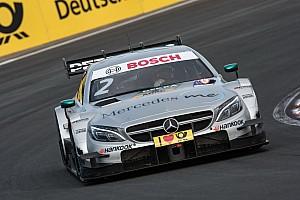 DTM Репортаж з практики DTM на Нюрбургринзі: Паффетт виграв дощове тренування