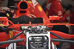 Formel 1 News Formel-1-Technik: Das Ferrari-Update in Spa-Francorchamps