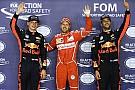 Grid start balapan GP Singapura 2017