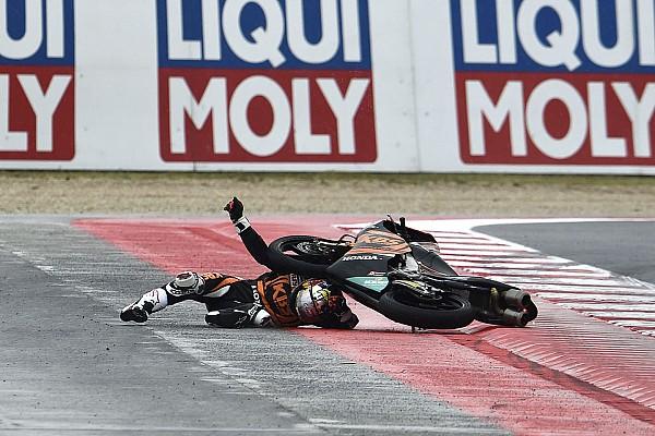 Galería: El caos que fue MotoGP en Misano