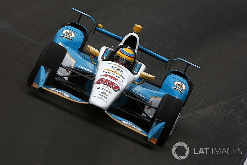 Harding confirms full-time IndyCar entry with Chaves
