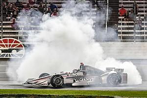 IndyCar Jelentés a versenyről IndyCar: Őrült roncsderbi végén Power nyert Texasban!