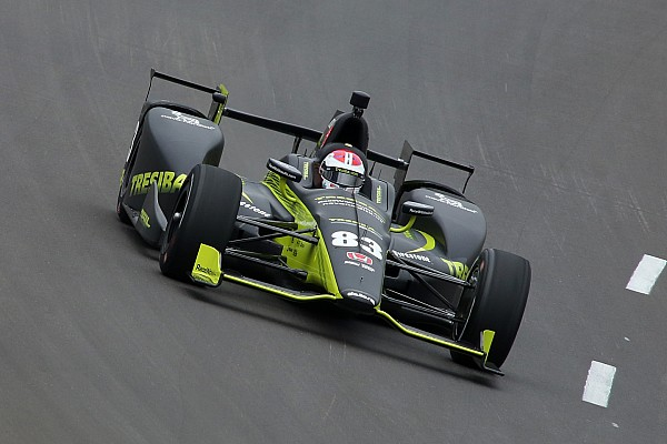 IndyCar in Fort Worth: Pole-Premiere für Charlie Kimball