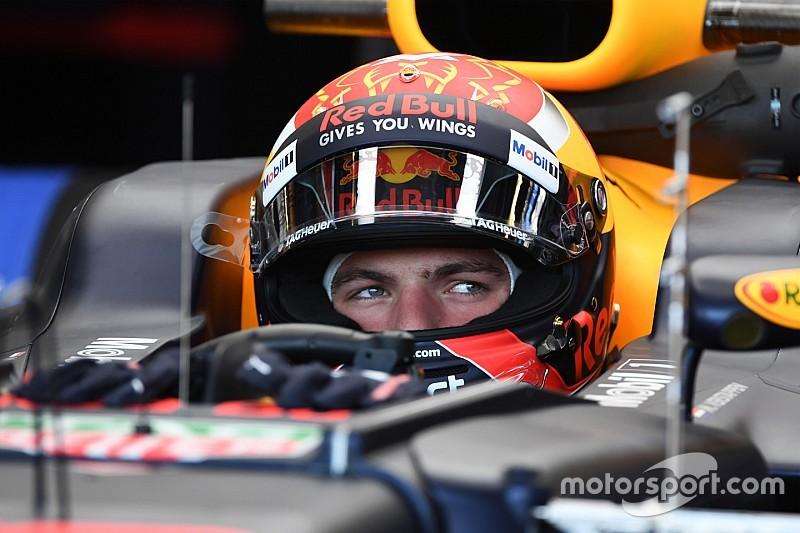 【F1】リカルド「言い訳しない。予選ではフェルスタッペンが速かった」