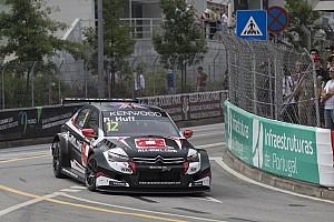 WTCC Practice report Portugal WTCC: Huff outpaces Michelisz in second practice
