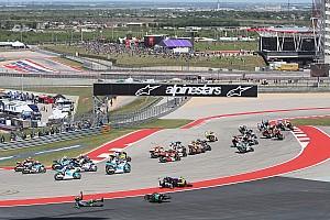 Moto2 Ultime notizie Manzi penalizzato per l'incidente al via di Austin con Simon