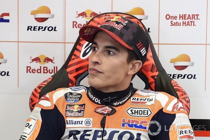 """Marquez: """"Felice per la pole e il passo gara, ma attenzione alle Ducati!"""""""