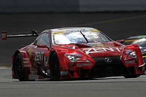 スーパーGT 速報ニュース 【スーパーGT】ZENT CERUMO、硬めのタイヤで決勝上位進出を目指す