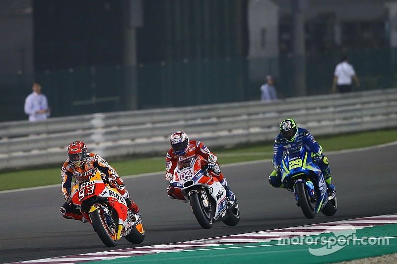 """Márquez : """"Avec le pneu dur, j'aurais été capable de viser la victoire"""""""
