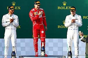 F1 比赛报告 澳大利亚大奖赛正赛:跃马苦尽甘来,法拉利问鼎墨尔本