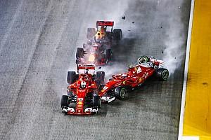 Forma-1 Elemzés 6 pontos Szingapúri GP: Vettel átadta a bajnoki címet Hamiltonnak?