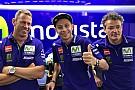 Rossi recibió la aprobación de los médicos para correr
