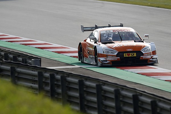 DTM Red Bull Ring DTM: Green denies Rast in epic pole duel