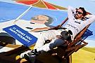 Alonso se robó la atención de la carrera en Hungría