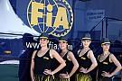 Grid Girls húngaras brilham antes das férias da F1