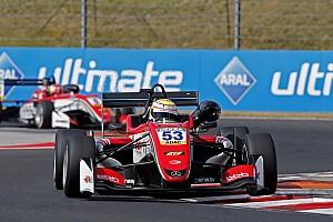 F3-Euro Crónica de Carrera Ilott gana la 2ª carrera de Hungría