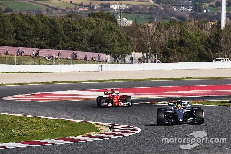 "Ricciardo: ""Hamilton est le favori, mais Vettel sera aussi rapide"""