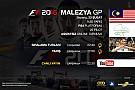 SİMÜLASYON DÜNYASI F1 2016 online turnuva: Malezya GP - Canlı Yayın