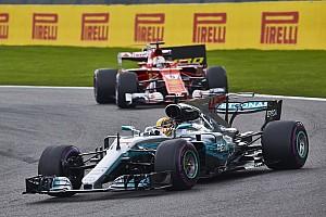 Formule 1 Analyse Technique - Mercedes profite de sa combustion d'huile en Belgique