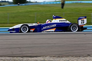 Pro Mazda Race report Watkins Glen Pro Mazda: Franzoni clinches title with dominant win