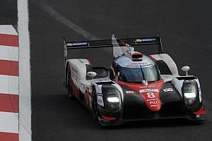 WEC Noticias de última hora Toyota sorprende a Porsche antes de la clasificación