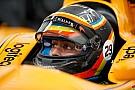 Alonso revela cómo será su casco para las 500 Millas de Indianápolis
