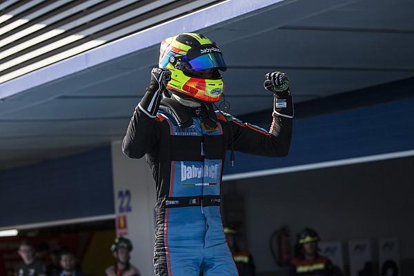 Lorandi firma con Trident en GP3