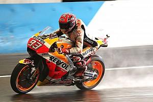 """MotoGP Noticias de última hora Márquez: """"El favorito es Lorenzo por ritmo y porque no se juega nada"""""""