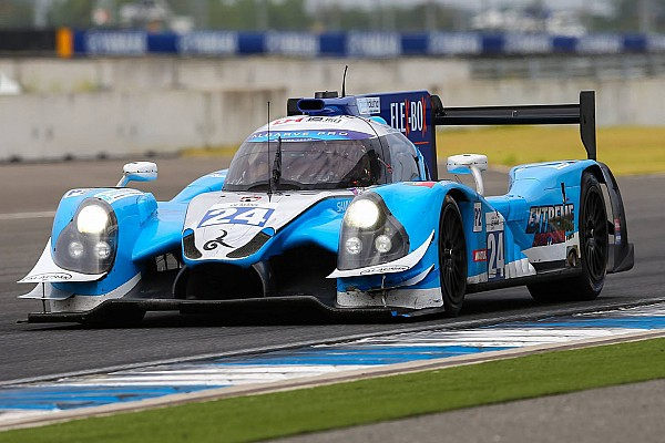 Asian Le Mans Algarve Pro Racing on pole for final race of the season in Sepang
