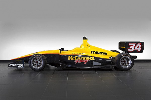 Davey Hamilton Jr. set for Indy Lights ride with McCormack
